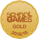 School Games Gold Award 2018/19